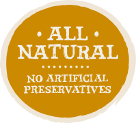 All Natural Badge