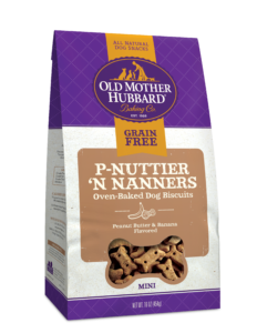 P-Nuttier N' Nanners Product Bag