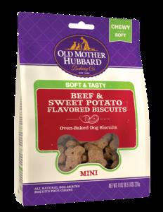 Beef & Sweet Potato Product Bag